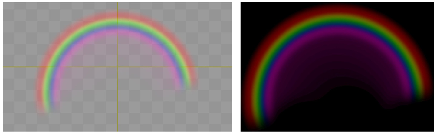 rainbow-pair